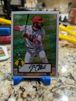 JO ADELL RC CHROME REFRACTOR 1952 REDUX 2021 TOPPS SERIES 1 NO. TC52-26 ANGELS