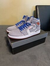 AIR JORDAN 1 RETRO LS STEALTH  MENS  SIZE 9.5 2007 315794 041