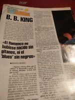 B. B King. Entrevista. 1996!!!