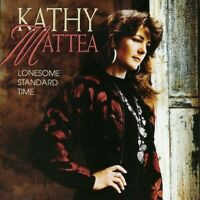 Lonesome Standard Time - Music CD - Mattea, Kathy -  1994-09-27 - McA Special Pr