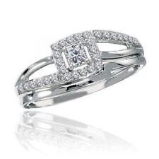 Anelli con diamanti matrimonio diamante Misura anello 7