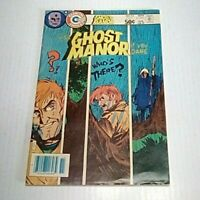 Ghost Manor #53 (Charlton)1980 -- Sanho Kim Art -- VG+ -- HORROR COMICS!