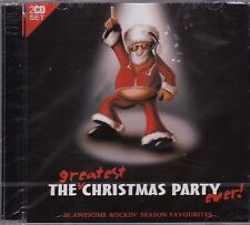 THE GREATEST CHRISTMAS PARTY EVER on 2 CD's