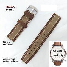 TIMEX Ersatzarmband T42451 EXPEDITION Metal Field - 20mm - universal - multifit