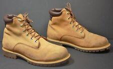 "Timberland Mens Boots 13 M 37578 6"" Premium Leather Waterproof Work"