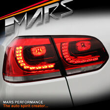 GOLF R20 Style LED Tail lights for Volkswagen VW Golf VI MK-6 Hatch & GTi R