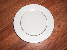 "Sheffield SONATA 606 6.5"" DESSERT/BREAD PLATE  White on White  Japan"