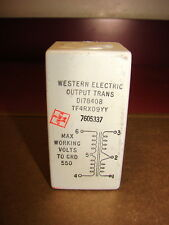 Western Electric D178408 Output Transformer for Tube Amp