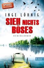 Sieh nichts Böses: Kommissar Dühnfort (8) - Inge Löhnig - UNGELESEN