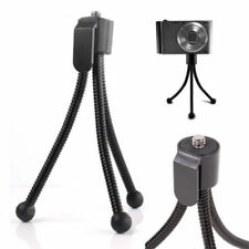 For Samsung Camera DSLR SLR Mini Flexible Tripod Monopod Mount Stand 1/4 - 20