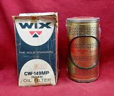 Lot of 6- Wix 51149 Oil Filters (CW-149MP)