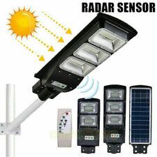 New listing 1600000Lm Commercial Led Solar Street Light Ip67 Dusk Dawn Road Lamp Light+Pole