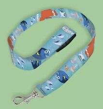 New Disneys Finding Dory Lanyard 18.5� Age 3+ 3/4� Width Great For Pins!