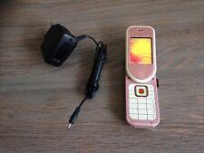 Nokia 7373 rose