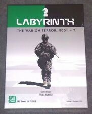 Labyrinth : The War on Terror, (2001 - ?) - GMT {NEW-SEALED-SHRINK}