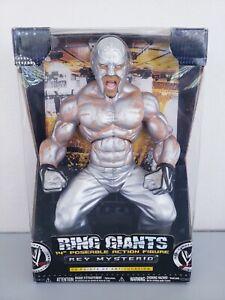 "Jakks Pacific WWE Ring Giants Series 12 Rey Mysterio 14"" Figure VHTF Very Rare!"