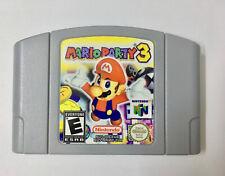 Mario Party 3 Game Cartridge PAL EUR Version For Nintendo N64