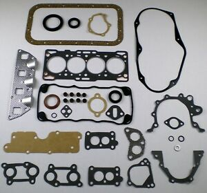 Full Engine Head Gasket For SUZUKI SAMURAI SUPER CARRY SJ410 JIMNY 1.0 F10A ECs