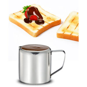 Stainless Steel Coffee Latte Pitcher Expresso Cappuccino Maker Club DIY 1oz