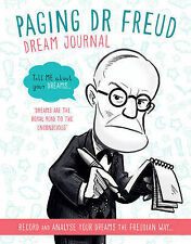 Paging Dr. Freud: Dream Journal (Journals), Very Good Condition Book, Kinkajou,