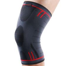 Kuangmi Knee Support Protective Pad Brace Patella Strap Blue General 1pc L