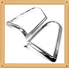 Chrome Tail Light Covers For 2004-2014 NISSAN TITAN