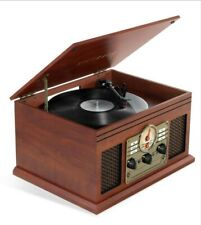 New listing Victrola Hawthorne 7 in 1 Turntable