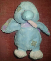 "My Blue Nose Friend 4"" soft toy no 63 Cranberry the Turkey"