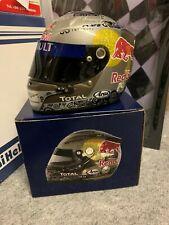 Sebastian Vettel 2010 Helm Helmet Casque 1:2 Red Bull Racing F1 Formel 1 **RAR**