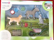 Schleich/ Farm Life / 41423 / Fütterung auf dem Bauernhof / 3+ / OVP*