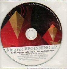 (883D) King Roc, Beginning EP - DJ CD