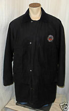 Bath Football Club Blue Cotton Canvas Blanket Lined Coat by Monsoon-Men's Large