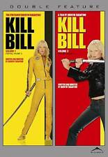 Kill Bill Vol. 1 and 2 (Dvd, 2009, Canadian French)