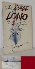 THE CURSE OF LONO - Hunter Thompson ; Ralph Steadman - First Edition [ Signed ]