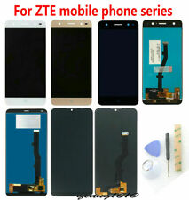 Black LCD Display Touch Screen Digitizer Assembly For ZTE Mobile Phone Series