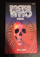 Doctor Who Genocide (1997, Paperback) BBC EDA #4