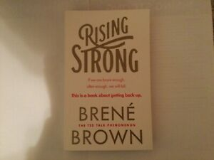 Rising Strong, Brown, Brené, Like New Condition Book