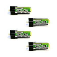 4 Lipo Akku Turnigy 1S 300mAh 35C E-Flite Blade mCP X mcps mCPx 2 EFLB2001S25 RC