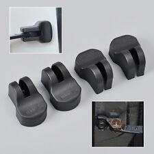 4x Door Check Arm Cover fit KIA Spectra CERATO Optima Forte Soul Sorento K5 K2