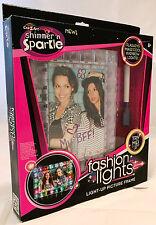 Cra-z-Art Shimmer n Sparkle Fashion Lights Light-Up Picture Frame