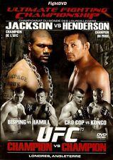 UFC 75 - CHAMPION VS CHAMPION /*/ EDITION 2 DVD. NEUF/CELLO