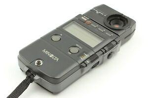 【As-Is / For Parts】Minolta Flash Meter IV Light Exposure Meter From Japan #758