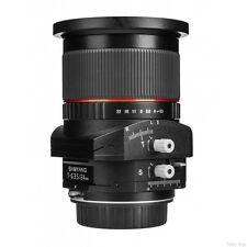Samyang T-S 24mm f/3.5 ED AS UMC NIKON SHIPPING 48H in EU