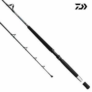 "Daiwa Saltist Conventional Trolling Rod STT60MHF-QRS 6'0"" Medium Heavy 1pc"