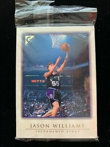 1999-00 Topps Gallery Basketball Promo Pre-Production 6 Card Factory Sealed Pack