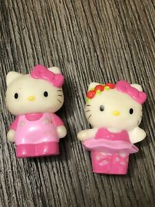 "HELLO KITTY 2.25""  Figure Sanrio Figurine 2003 Cake topper"