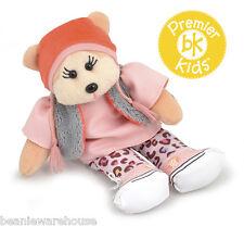 BEANIE KIDS STELLA THE STREETWISE BEAR BK2-175 NEW