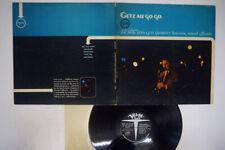 NEW STAN GETZ QUINTET GETZ AU GO GO VERVE V6-8600 US DG VAN GELDER MGM VINYL LP