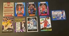 2020-21 NBA Hoops Basketball Inserts and Parallels You Pick Lebron Luka