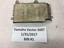Yamaha Vector Nytro Heat Exhaust Shield 2004-2008